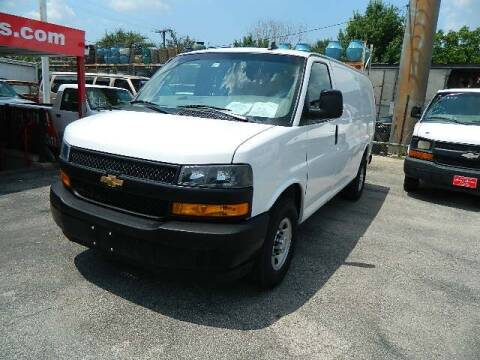 2019 Chevrolet Express Cargo for sale at Craig's Classics in Fort Worth TX