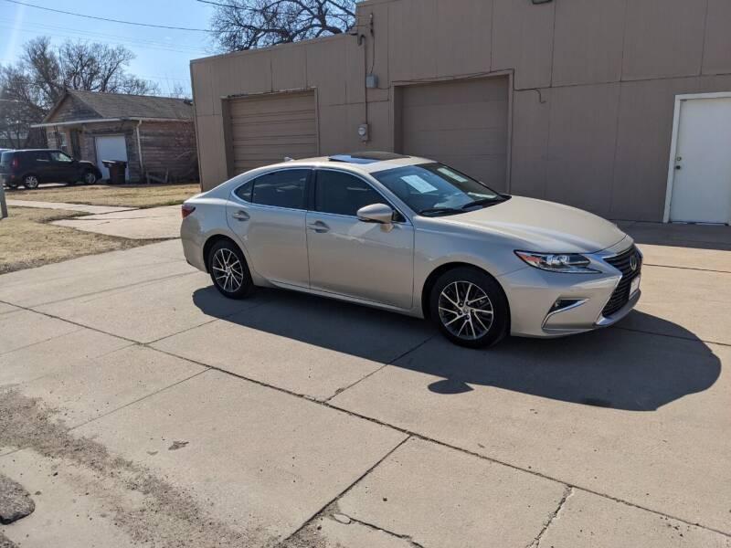 2017 Lexus ES 350 for sale at McPherson Car Connection LLC in Mcpherson KS