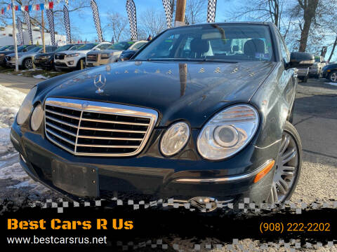 2008 Mercedes-Benz E-Class for sale at Best Cars R Us in Plainfield NJ
