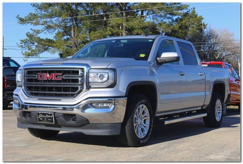 2017 GMC Sierra 1500 for sale at STRICKLAND AUTO GROUP INC in Ahoskie NC