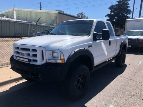 2002 Ford F-350 Super Duty for sale at Pammi Motors in Glendale CO