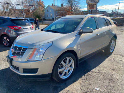 2011 Cadillac SRX for sale at Independent Auto Sales in Pawtucket RI