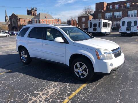 2009 Chevrolet Equinox for sale at DC Auto Sales Inc in Saint Louis MO