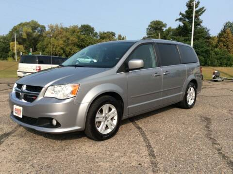 2013 Dodge Grand Caravan for sale at MOTORS N MORE in Brainerd MN