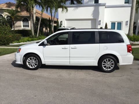 2011 Dodge Grand Caravan for sale at Second 2 None Auto Center in Naples FL