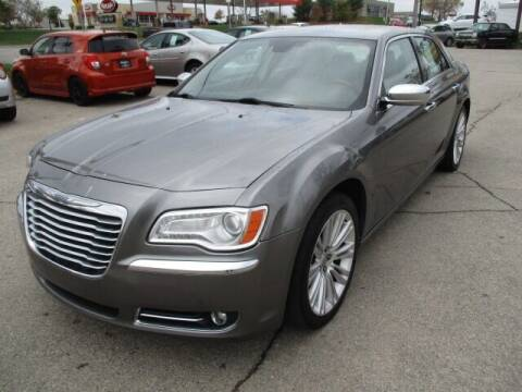 2011 Chrysler 300 for sale at King's Kars in Marion IA