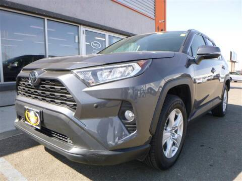 2019 Toyota RAV4 for sale at Torgerson Auto Center in Bismarck ND