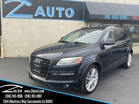 2008 Audi Q7 for sale at Z Auto in Sacramento CA