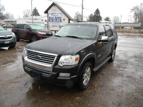 2007 Ford Explorer for sale at Northwest Auto Sales in Farmington MN