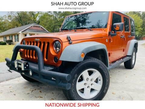 2011 Jeep Wrangler Unlimited for sale at E-Z Auto Finance - E-Biz Auto in Marietta GA