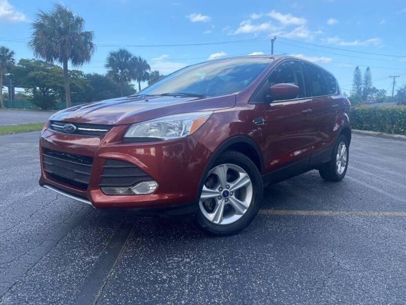 2014 Ford Escape for sale at Lamberti Auto Collection in Plantation FL
