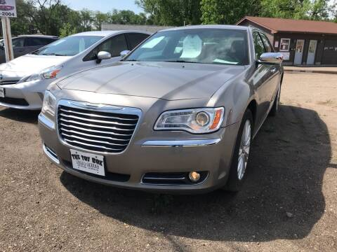 2014 Chrysler 300 for sale at Toy Box Auto Sales LLC in La Crosse WI