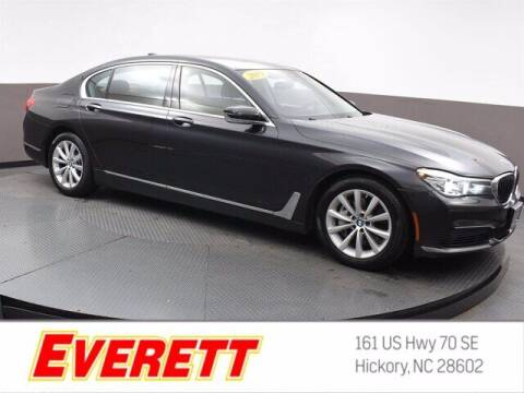 2019 BMW 7 Series for sale at Everett Chevrolet Buick GMC in Hickory NC