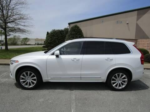 2016 Volvo XC90 for sale at JON DELLINGER AUTOMOTIVE in Springdale AR