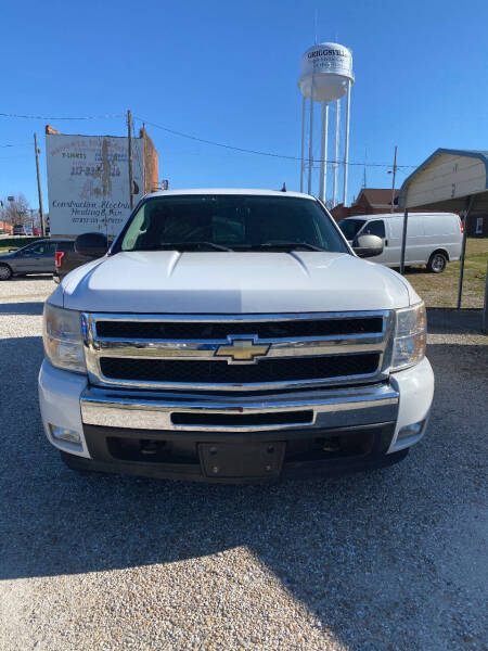 2011 Chevrolet Silverado 1500 for sale at J2 WHEELS UNLIMITED in Griggsville IL