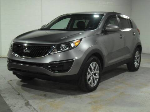 2015 Kia Sportage for sale at Ohio Motor Cars in Parma OH