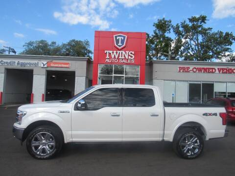 2019 Ford F-150 for sale at Twins Auto Sales Inc in Detroit MI