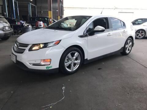 2014 Chevrolet Volt for sale at CENTURY MOTORS - Fresno in Fresno CA