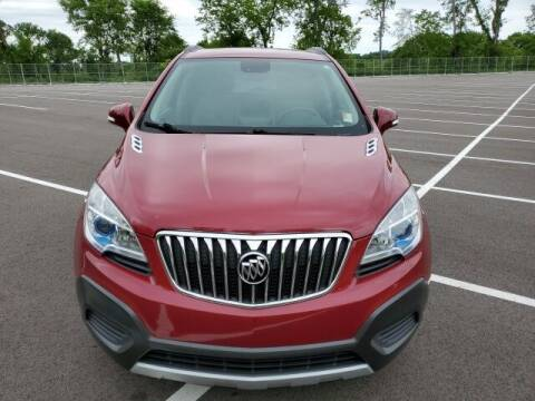 2016 Buick Encore for sale at CON ALVARO ¡TODOS CALIFICAN!™ in Columbia TN