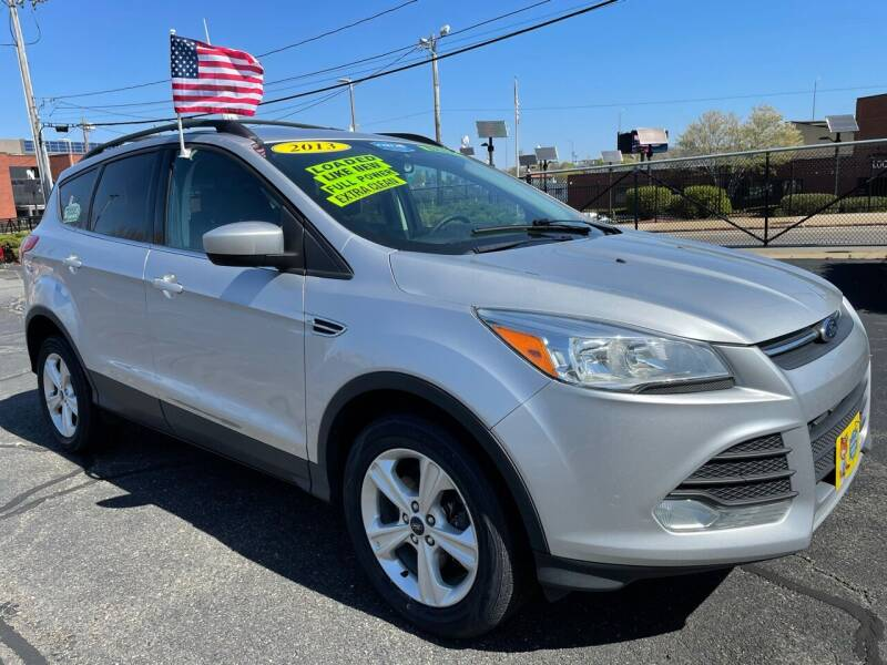 2013 Ford Escape for sale at Fields Corner Auto Sales in Dorchester MA