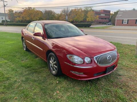 2008 Buick LaCrosse for sale at Lux Car Sales in South Easton MA