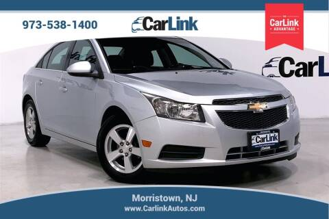 2014 Chevrolet Cruze for sale at CarLink in Morristown NJ