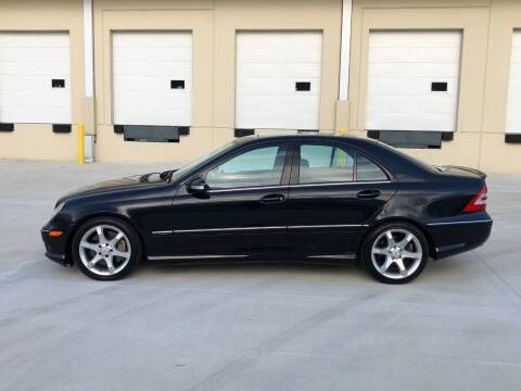 2007 Mercedes-Benz C-Class for sale at EUROPEAN AUTO ALLIANCE LLC in Coral Springs FL