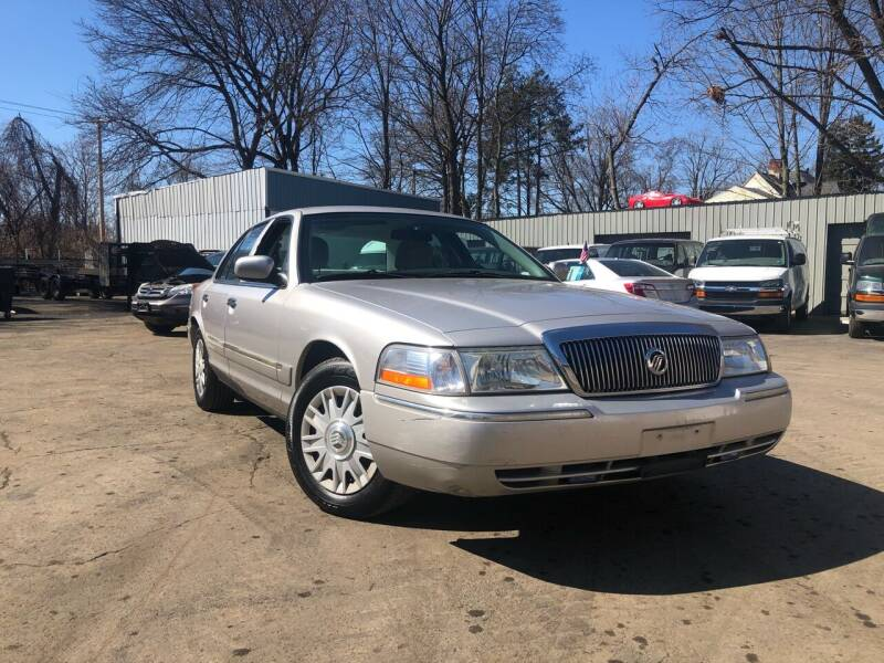 2004 Mercury Grand Marquis for sale at Affordable Cars in Kingston NY