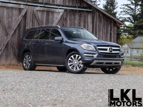 2013 Mercedes-Benz GL-Class for sale at LKL Motors in Puyallup WA