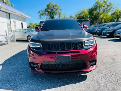 2018 Jeep Grand Cherokee for sale at Sincere Motors LLC in Baltimore MD