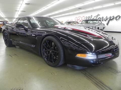 2004 Chevrolet Corvette for sale at 121 Motorsports in Mt. Zion IL