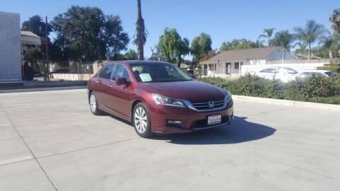 2013 Honda Accord for sale at Silver Star Auto in San Bernardino CA