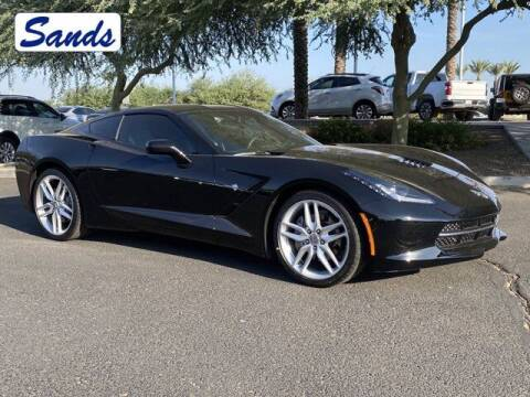 2019 Chevrolet Corvette for sale at Sands Chevrolet in Surprise AZ