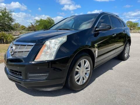2010 Cadillac SRX for sale at Goval Auto Sales in Pompano Beach FL