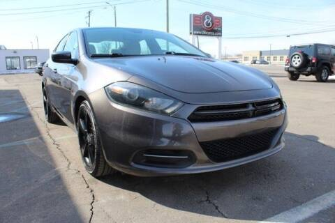 2015 Dodge Dart for sale at B & B Car Co Inc. in Clinton Twp MI