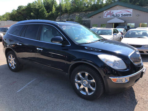 2009 Buick Enclave for sale at Gilly's Auto Sales in Rochester MN
