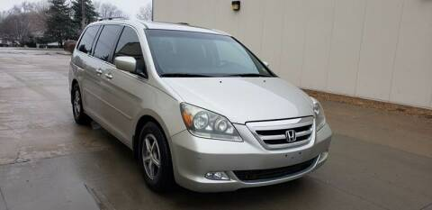 2007 Honda Odyssey for sale at Auto Choice in Belton MO