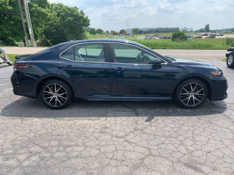 2021 Toyota Camry for sale at Westview Motors in Hillsboro OH