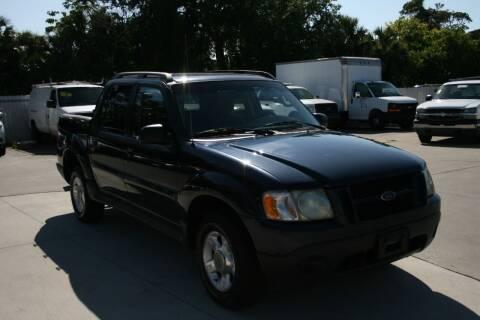2003 Ford Explorer Sport Trac for sale at Mike's Trucks & Cars in Port Orange FL