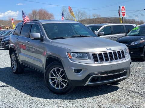 2014 Jeep Grand Cherokee for sale at A&M Auto Sale in Edgewood MD