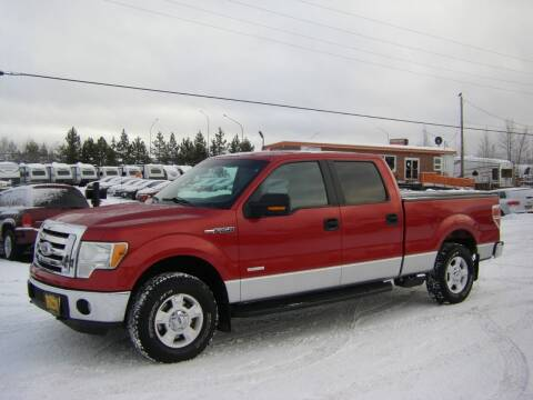 2011 Ford F-150 for sale at NORTHWEST AUTO SALES LLC in Anchorage AK