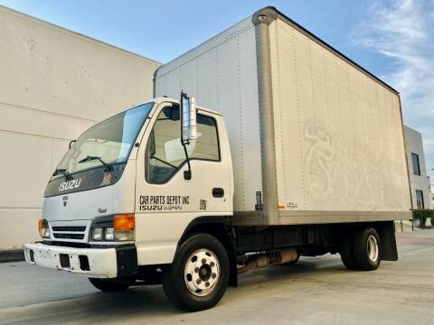 1999 Isuzu NPR-HD for sale at New City Auto - Retail Inventory in South El Monte CA