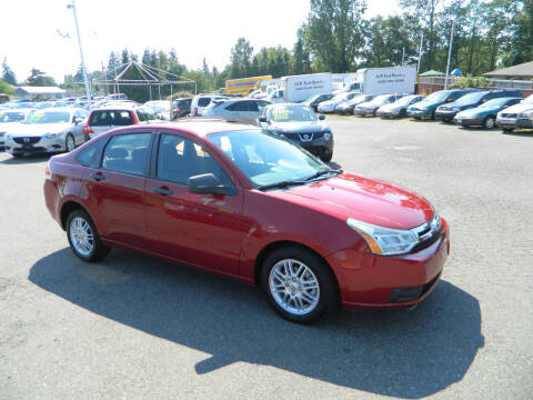 2009 Ford Focus for sale at J & R Motorsports in Lynnwood WA