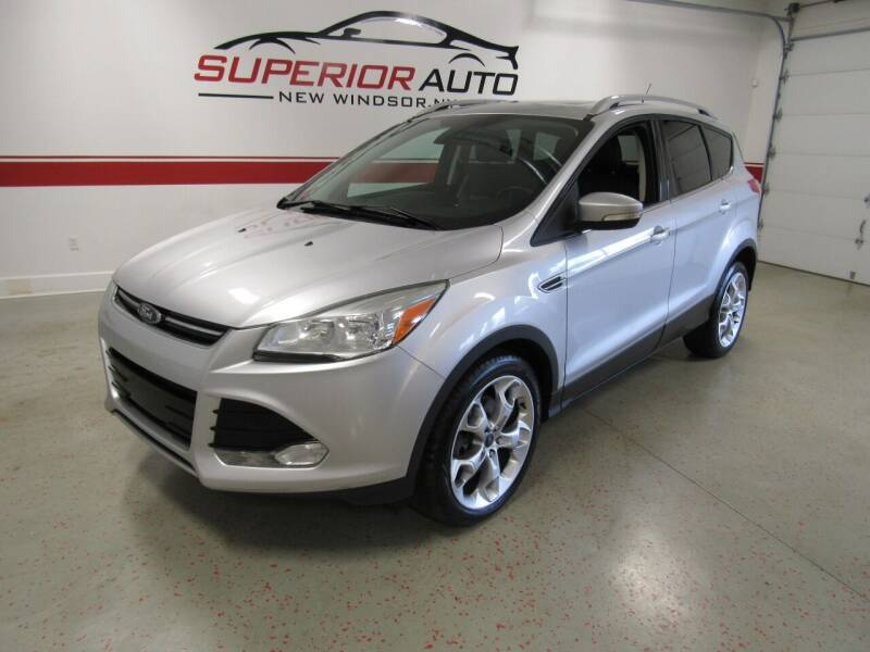 2015 Ford Escape for sale at Superior Auto Sales in New Windsor NY