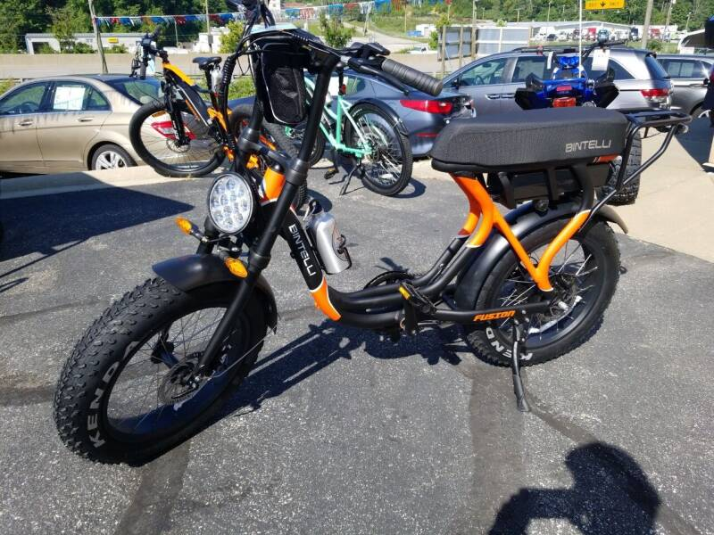 2020 Bintelli Fusion E Bike for sale at W V Auto & Powersports Sales in Cross Lanes WV