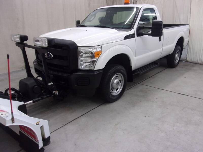 2011 Ford F-350 Super Duty for sale in Madison, OH