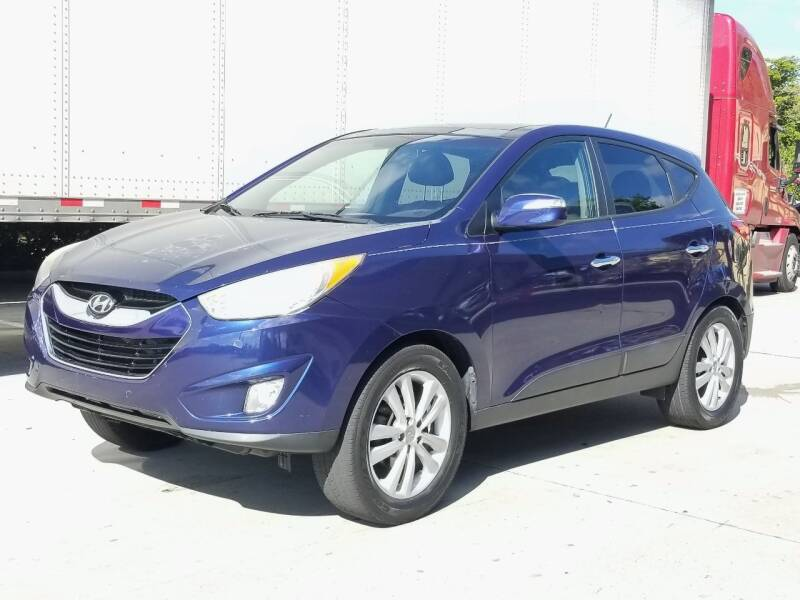 2013 Hyundai Tucson for sale at YOUR BEST DRIVE in Oakland Park FL