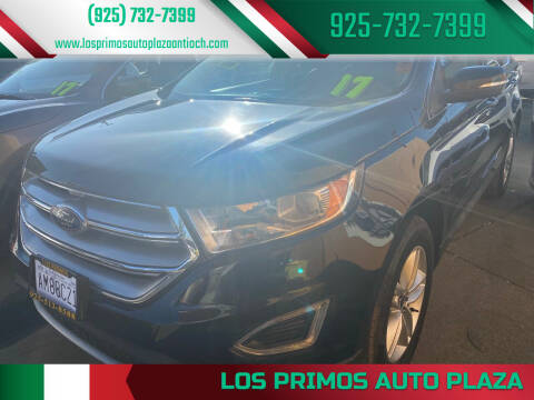 2017 Ford Edge for sale at Los Primos Auto Plaza in Antioch CA