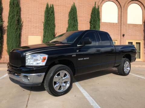 2007 Dodge Ram Pickup 1500 for sale at Freedom  Automotive in Sierra Vista AZ