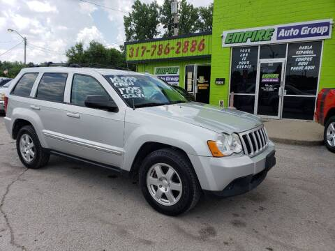 2010 Jeep Grand Cherokee for sale at Empire Auto Group in Indianapolis IN